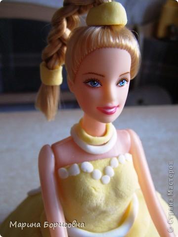 Решили с дочкой попробовать свои силы в изготовлении такого тортика.... Судить вам......    фото 13