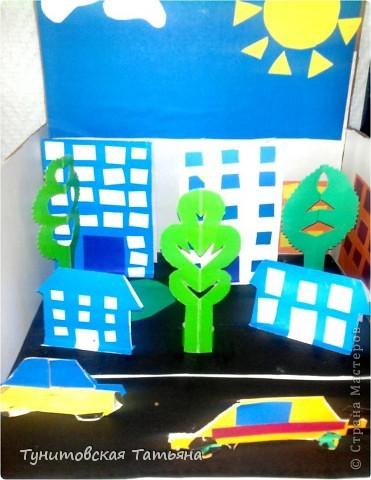 """Этим летом в школьном лагере я вела кружок """"Волшебные ножницы"""". Такие работы мы сделали с ребятами (возраст 6 - 14 лет). Использовали разные техники. Идеи брала в интернете и у мастериц Страны Мастеров.  фото 10"""