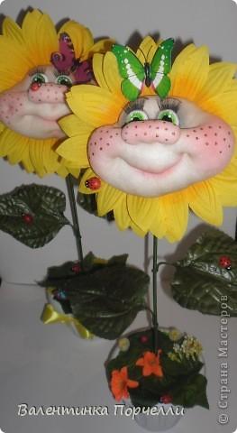 Мои цветочки))))Делала на выставку.Месяц назад.Пиончики фото 8