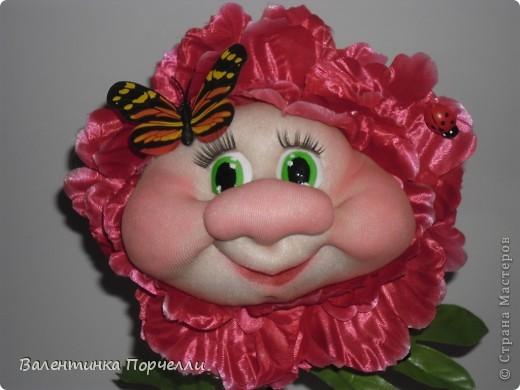 Мои цветочки))))Делала на выставку.Месяц назад.Пиончики фото 7
