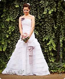 Невеста в стиле Тильда фото 3