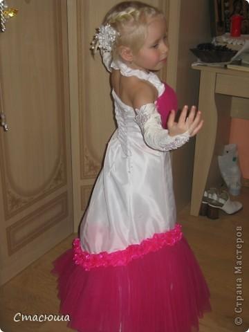 Платье доченьке фото 1
