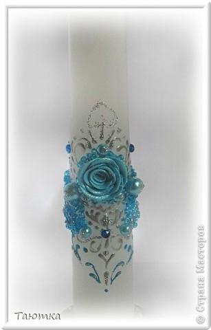 Вот такой набор свечей получился в порыве вдохновения))) фото 4
