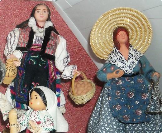 Выставка Кукол разных народов фото 2