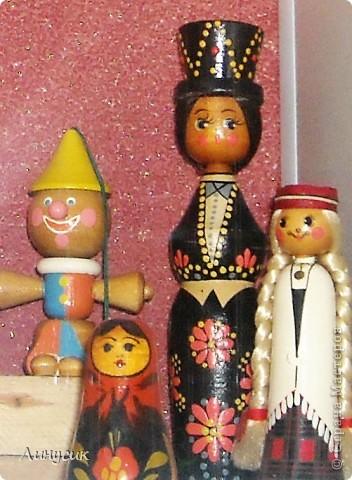 Выставка Кукол разных народов фото 9