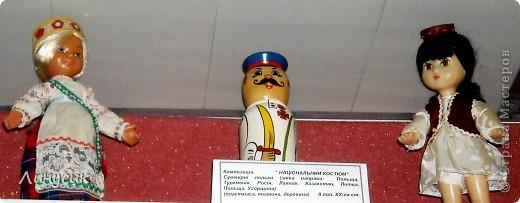 Выставка Кукол разных народов фото 14