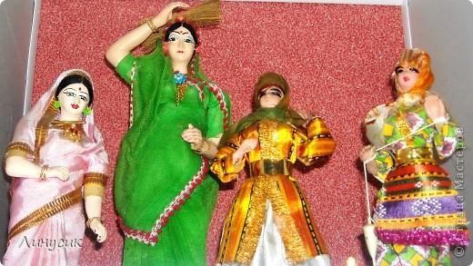 Выставка Кукол разных народов фото 16