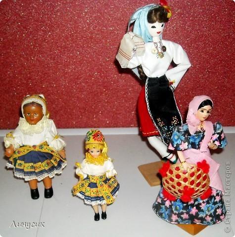 Выставка Кукол разных народов фото 21