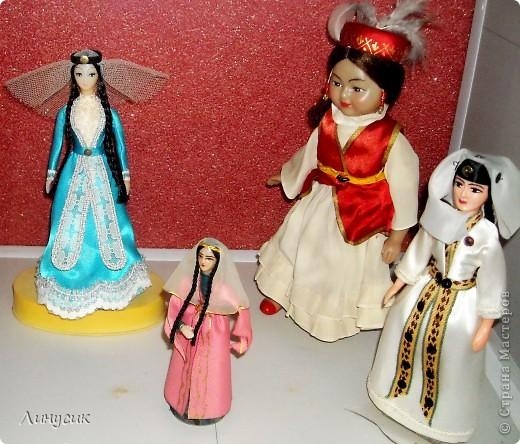 Выставка Кукол разных народов фото 20
