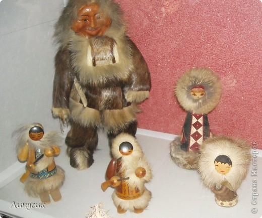 Выставка Кукол разных народов фото 6
