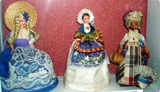 Выставка Кукол разных народов фото 22