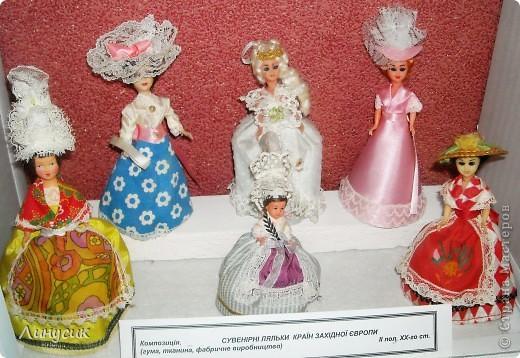 Выставка Кукол разных народов фото 23
