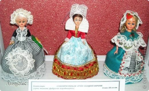 Выставка Кукол разных народов фото 26