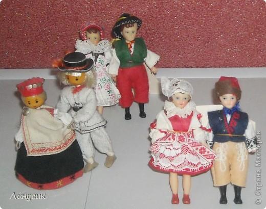 Выставка Кукол разных народов фото 5