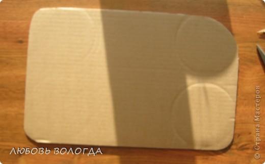Обещала здесь http://stranamasterov.ru/node/381027 сделать МК крышки. Отчитываюсь)))) фото 3