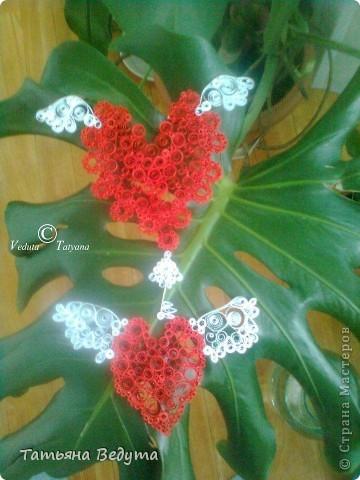 Окрыленные сердца  и ключ к ним фото 3