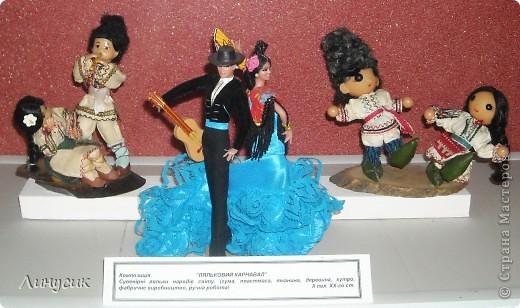 Выставка Кукол разных народов фото 4