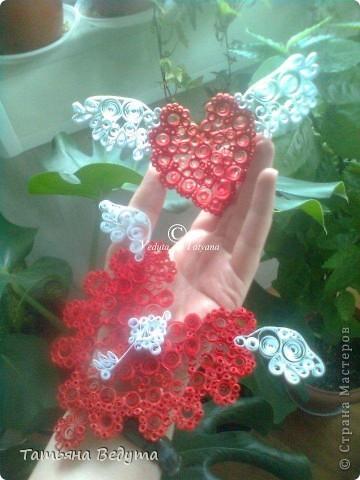 Окрыленные сердца  и ключ к ним фото 4