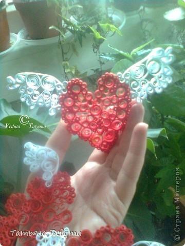 Окрыленные сердца  и ключ к ним фото 6