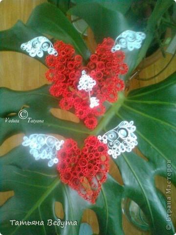 Окрыленные сердца  и ключ к ним фото 8