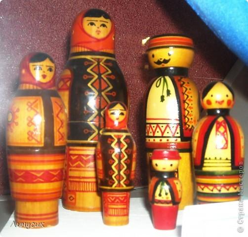 Выставка Кукол разных народов фото 10