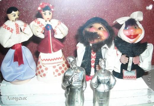 Выставка Кукол разных народов фото 12