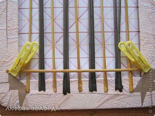 Мастер-класс Плетение Выполняю обещание Трубочки бумажные фото 8