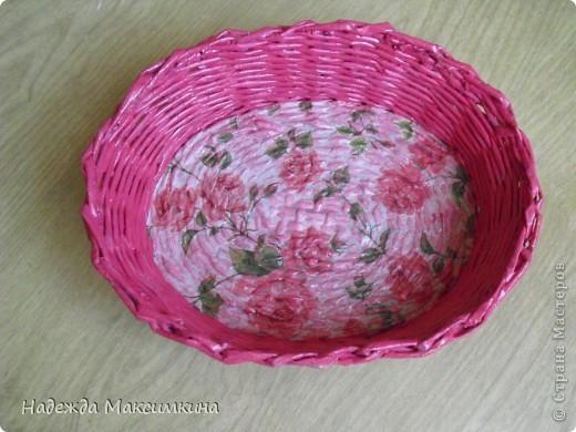 Люблю розовый цвет и салфетка была подходящая. фото 1