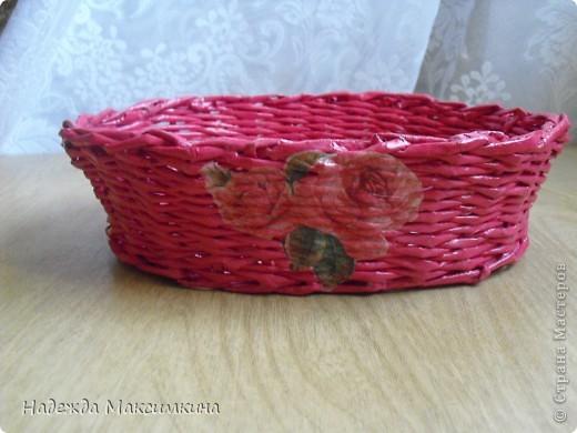 Люблю розовый цвет и салфетка была подходящая. фото 3