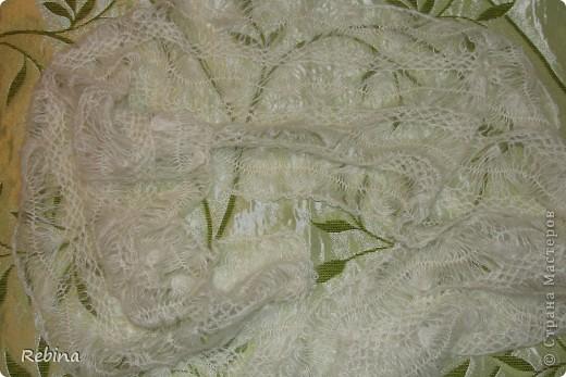 шарфы на вилке фото 4
