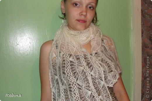 шарфы на вилке фото 3