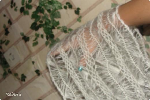 шарфы на вилке фото 5
