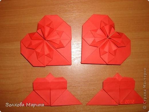 Наконец-то решила показать свои работы по оригами. Делала их давно. Люблю складывать из бумаги. Для меня это своеобразные головоломки. А всякого рода головоломки я очень люблю. За это время набралась вот такая коллекция. фото 15