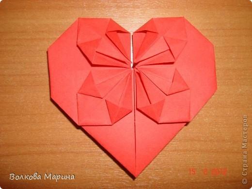 Наконец-то решила показать свои работы по оригами. Делала их давно. Люблю складывать из бумаги. Для меня это своеобразные головоломки. А всякого рода головоломки я очень люблю. За это время набралась вот такая коллекция. фото 16