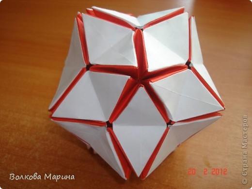 Наконец-то решила показать свои работы по оригами. Делала их давно. Люблю складывать из бумаги. Для меня это своеобразные головоломки. А всякого рода головоломки я очень люблю. За это время набралась вот такая коллекция. фото 23