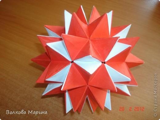 Наконец-то решила показать свои работы по оригами. Делала их давно. Люблю складывать из бумаги. Для меня это своеобразные головоломки. А всякого рода головоломки я очень люблю. За это время набралась вот такая коллекция. фото 22