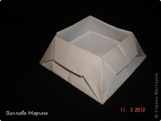 Наконец-то решила показать свои работы по оригами. Делала их давно. Люблю складывать из бумаги. Для меня это своеобразные головоломки. А всякого рода головоломки я очень люблю. За это время набралась вот такая коллекция. фото 3