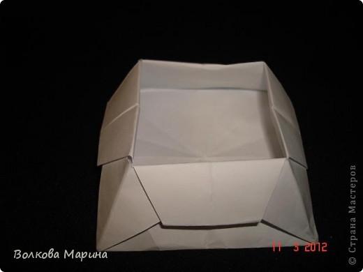 Наконец-то решила показать свои работы по оригами. Делала их давно. Люблю складывать из бумаги. Для меня это своеобразные головоломки. А всякого рода головоломки я очень люблю. За это время набралась вот такая коллекция. фото 4