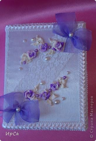 Свадебный набор сиреневый фото 10