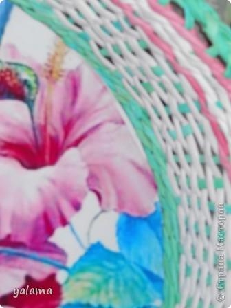 Здравствуйте, хорошие человечки из страны!!! Хочу показать Вам свои отвлекушки, яркие и солнечные, как чудесное золотое лето ))). Сегодня их у меня две, и то, что они кривоватые,  на это  приказываю не смотреть, (под строжайшим запретом))). Ну, а Тане Павловне огромнейшая благодарность за учебу. Вы хороший учитель!!! фото 9