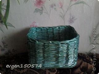 Доброго всем дня!Проба плетения из кассовой ленты,очень понравилась. фото 7