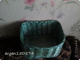 Доброго всем дня!Проба плетения из кассовой ленты,очень понравилась. фото 6