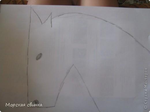 Здравствуйте, мастера и мастерицы. Сегодня и расскажу вам как просто нарисовать коня карандашом. фото 2