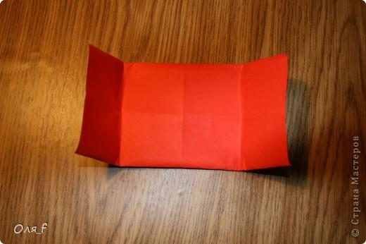 Согни прямоугольный лист пополам разогни  фото 7