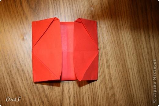 Согни прямоугольный лист пополам разогни  фото 8