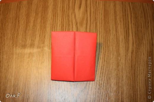 Согни прямоугольный лист пополам разогни  фото 9