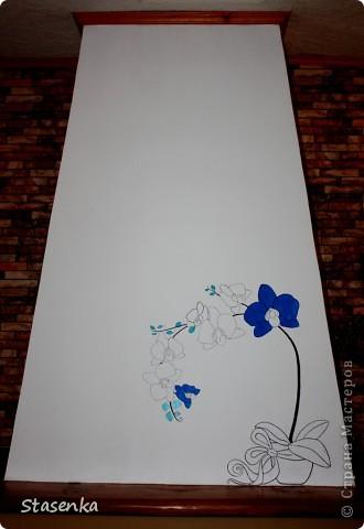 Вот такая у меня необычная орхидея))) фото 1
