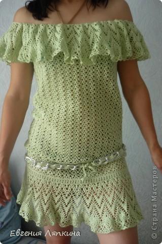 Мое первое платье фото 2