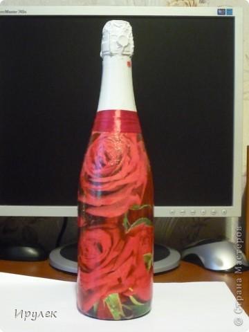 Бутылочка на свадьбу фото 2
