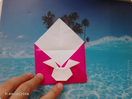 Всем привет) сегодня я покажу как делать такой конверт. Вот он уже готов! фото 26
